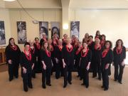 Harmony in Motion's 2017 Performance at PSS Season of Hope